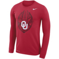 Oklahoma Sooners Nike Icon Long Sleeve T-Shirt