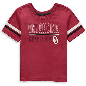 Oklahoma Sooners Toddler Boys You Rang T-Shirt