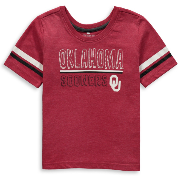 Oklahoma Sooners Toddler Boys You Rang T-Shirt