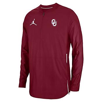 Oklahoma Sooners Jordan Lockdown Jumpman Jacket