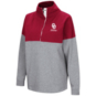 Oklahoma Sooners Colosseum Womens Breakthrough Snap Pullover