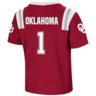 Oklahoma Sooners Toddler Football Jersey