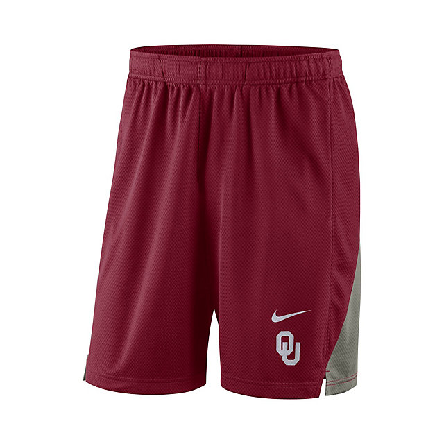 Oklahoma Sooners Nike Franchise Shorts