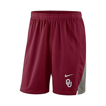 Oklahoma Sooners Nike Franchise Shorts