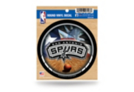 San Antonio Spurs Round Decal