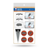 San Antonio Spurs Tattoo Variety Pack