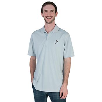 San Antonio Spurs Adidas Logo Polo