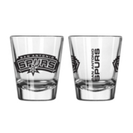 San Antonio Spurs 2oz Gameday Shot Glass