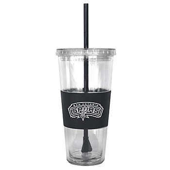 San Antonio Spurs Double Wall Tumbler