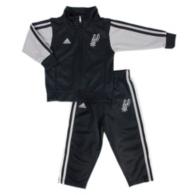 San Antonio Spurs Adidas Infant Track Set