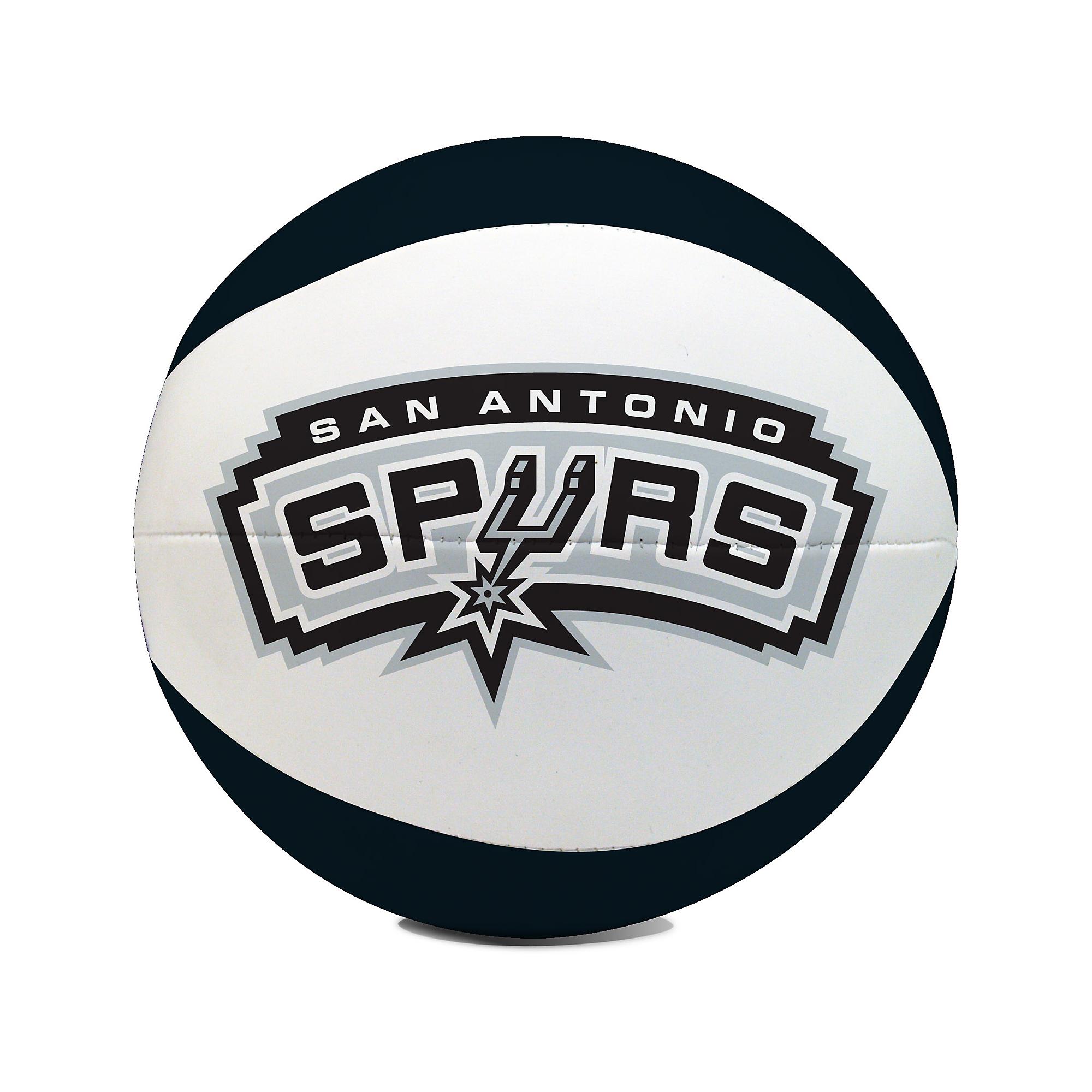 San Antonio Spurs 4-Inch Softee Basketball