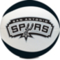 San Antonio Spurs 4-Inch Softee Basketball
