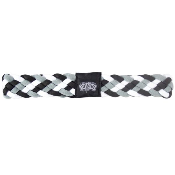 San Antonio Spurs Braided Headband