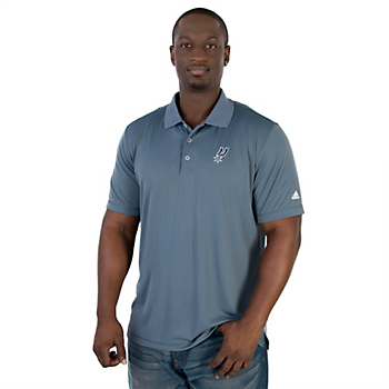 San Antonio Spurs Adidas Golf Polo