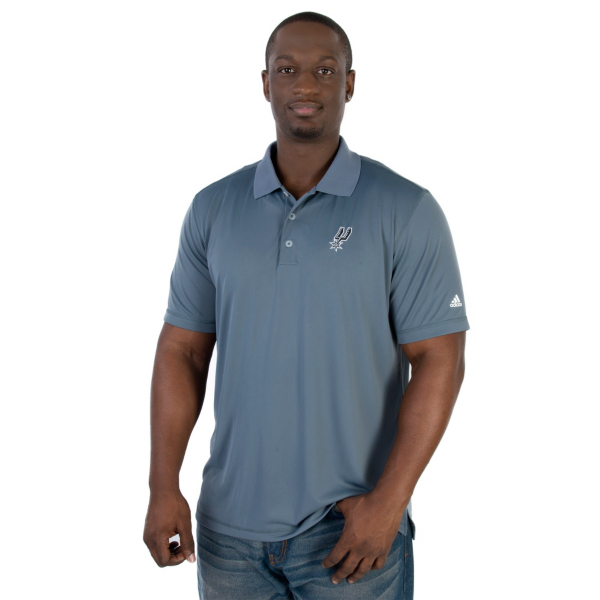 San Antonio Spurs Adidas Golf Polo