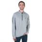 San Antonio Spurs Adidas 3 Stripe Quarter Zip Pullover