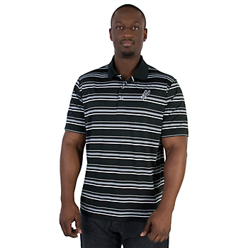 San Antonio Spurs Adidas Golf Logo Polo