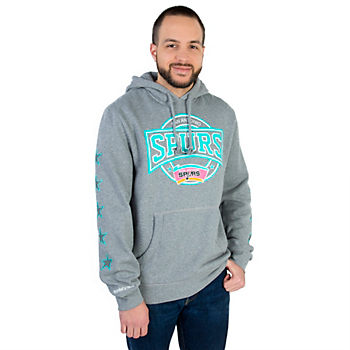 San Antonio Spurs Mitchell & Ness Down To The Wire Hoody