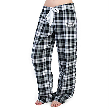 San Antonio Spurs Womens Flannel Pant