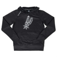San Antonio Spurs Adidas Youth Pullover Hoody