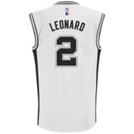 San Antonio Spurs Adidas Kawhi Leonard Replica Jersey
