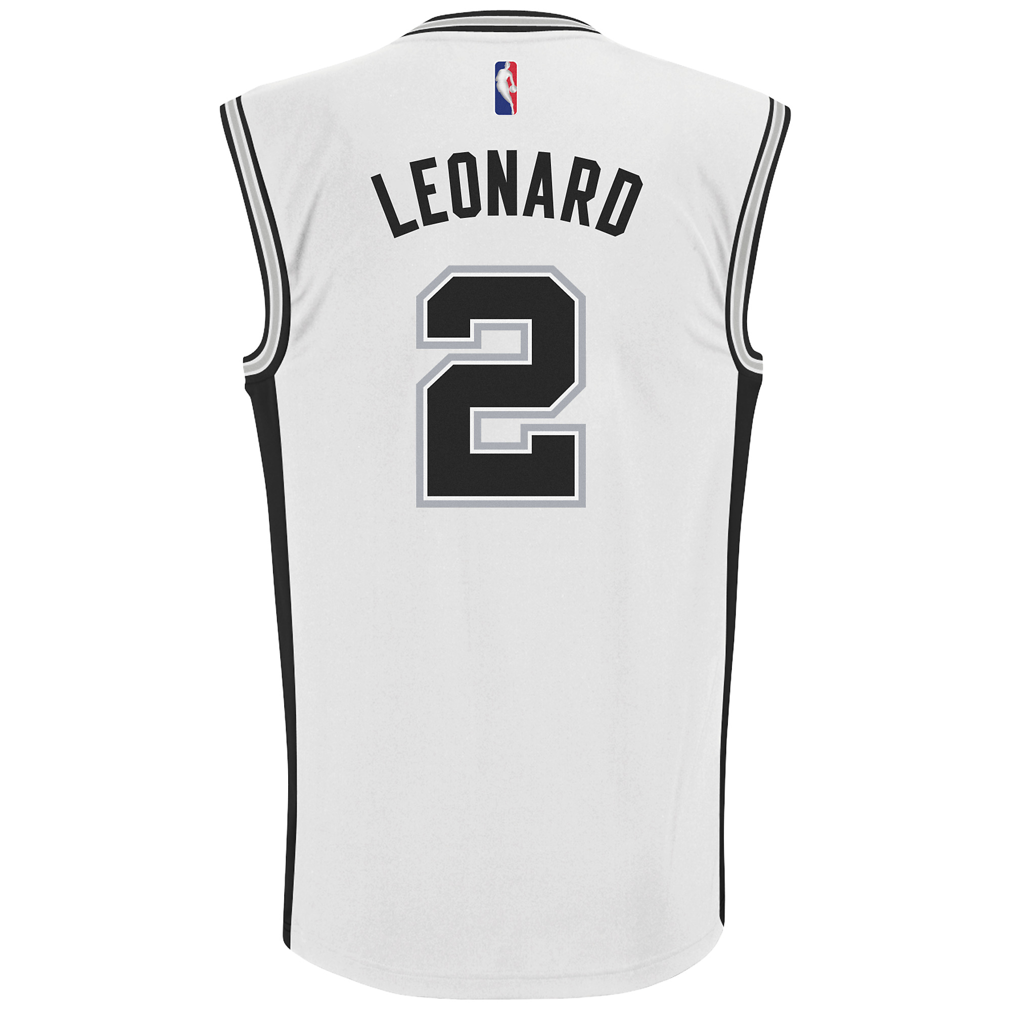new products 416b5 657f3 San Antonio Spurs Adidas Kawhi Leonard Replica Jersey