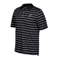 San Antonio Spurs Adidas 2-Color Stripe Polo