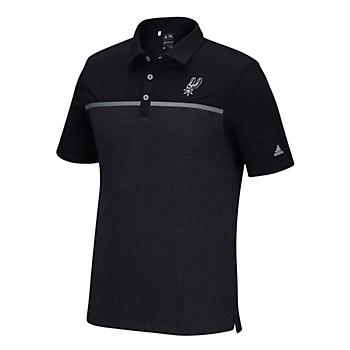 San Antonio Spurs Adidas Aeroknit Polo