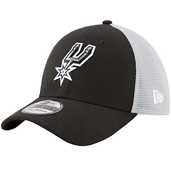 San Antonio Spurs New Era On-Court 39Thirty Cap