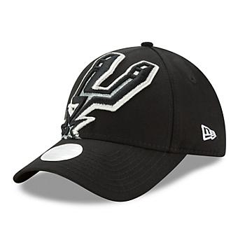 San Antonio Spurs New Era Glitter Glam 3 Cap