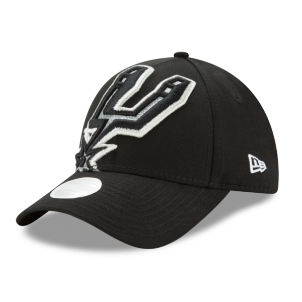 San Antonio Spurs New Era Glitter Glam 3 Cap