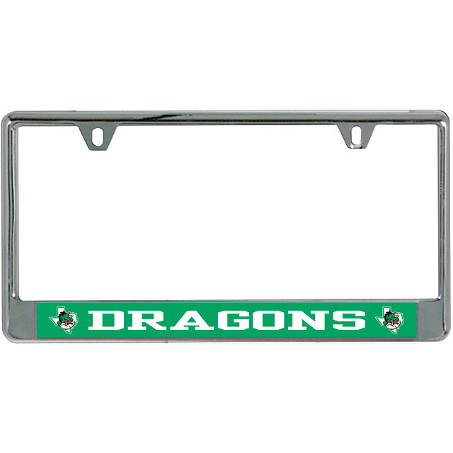 Southlake Carroll Dragons License Plate Frame | Automotive ...