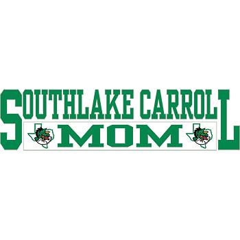 Southlake Carroll Dragons 3x11 Mom Decal