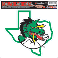 Southlake Carroll Dragons 12x12 Moveable Decal