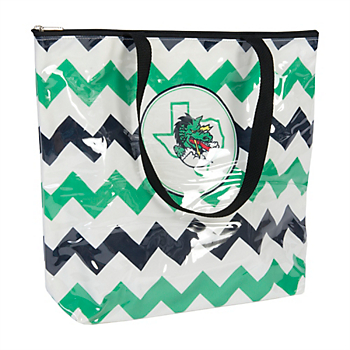 Southlake Carroll Dragons Chevron Tote