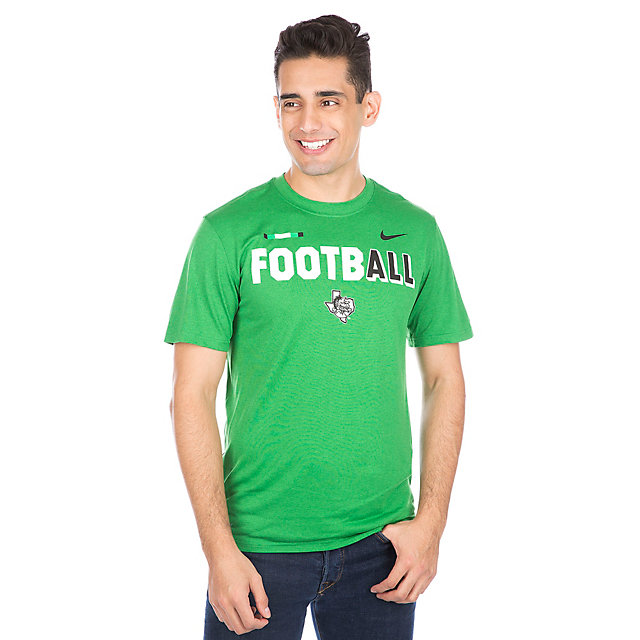 Southlake Carroll Dragons Nike Legend Football Tee