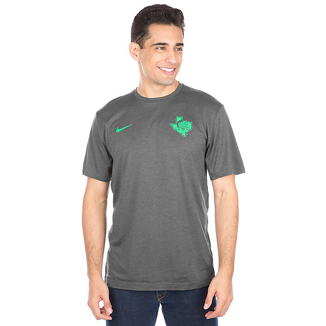 Southlake Carroll Dragons Nike Dry Coaches Short Sleeve Tee