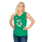 Southlake Carroll Dragons 47 Womens Jefferson Letter Tank