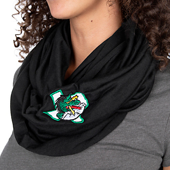 Southlake Carroll Dragons Logo Knit Infinity Scarf