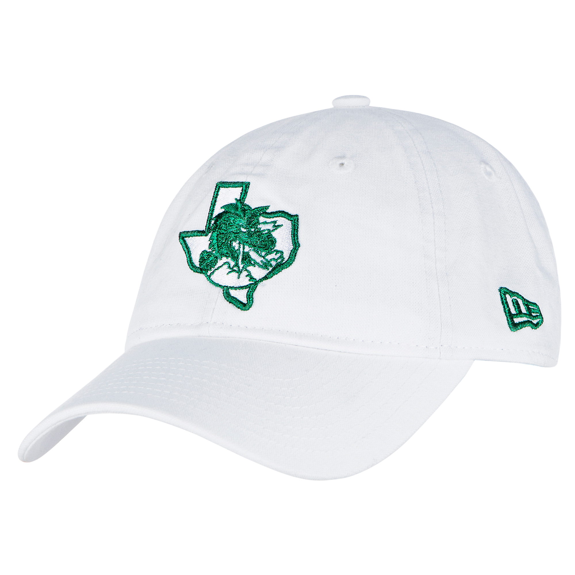 Southlake Carroll Dragons New Era Womens Soudra White 9Twenty Cap