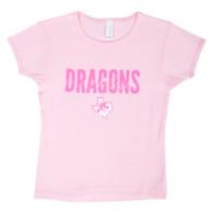 Southlake Carroll Dragons Girls Animal Tee