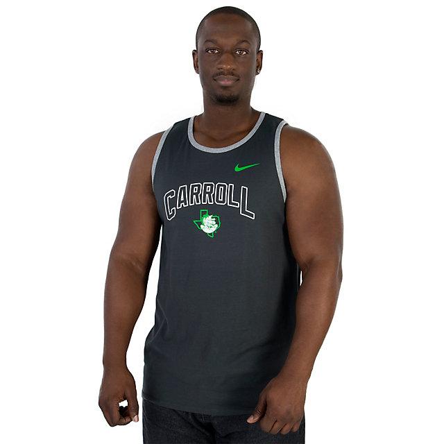 Southlake Carroll Dragons Nike Core Logo Tank