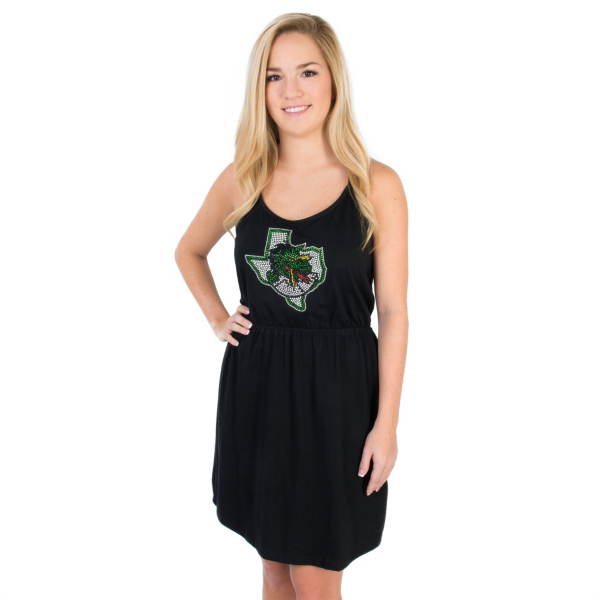 Southlake Carroll Dragons Summit Black Dress