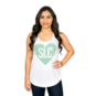 Southlake Carroll Dragons Summit Junior's Relaxed Racerback Tank
