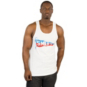SMU Mustangs Retro Beach Stripe Tank