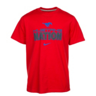 SMU Mustangs Nike Youth Cotton Tee