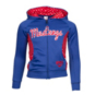 SMU Mustangs Girls Polka Poly Fleece Jacket