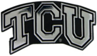 TCU Horned Frogs Freeform Emblem