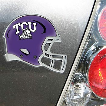 TCU Horned Frogs Helmet Emblem