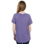 TCU Horned Frogs 5th & Ocean Relaxed Triblend Scoop Tee